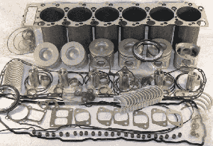 Engine rebuild Kits for Japanese diesel engines