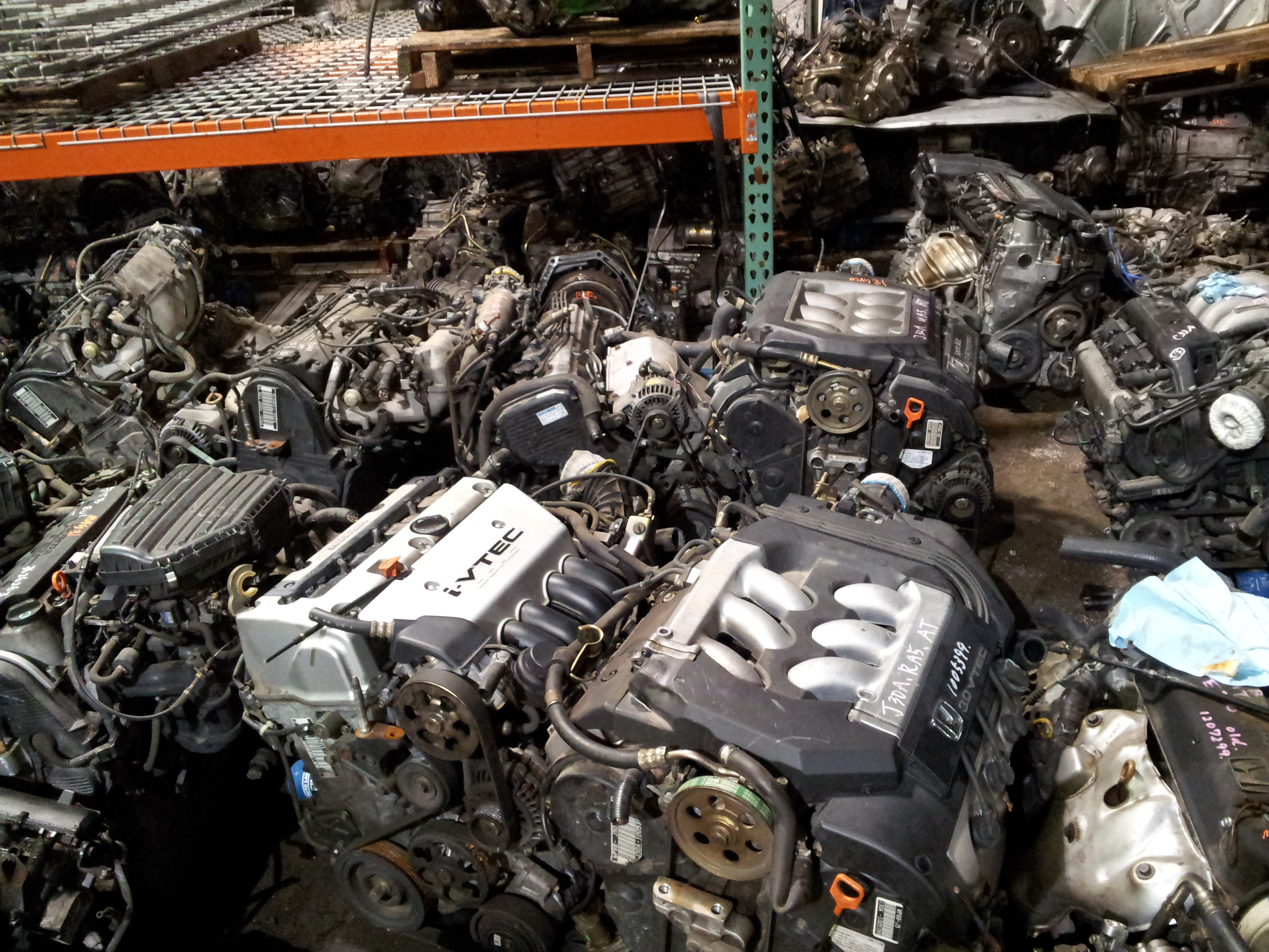Toyota Camry Engines From Japan Are Low Mileage All Jdm