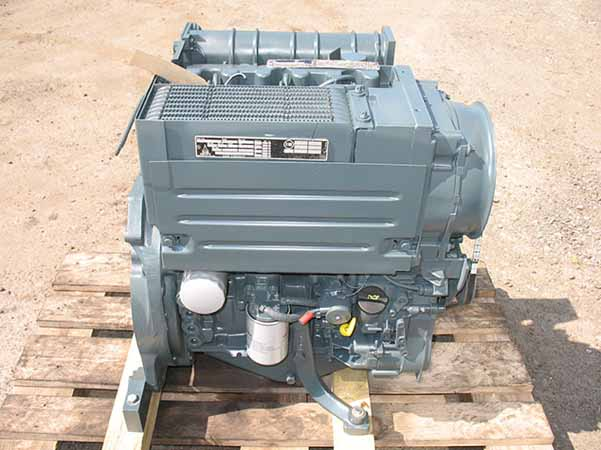 Deutz F3l1011 Engine