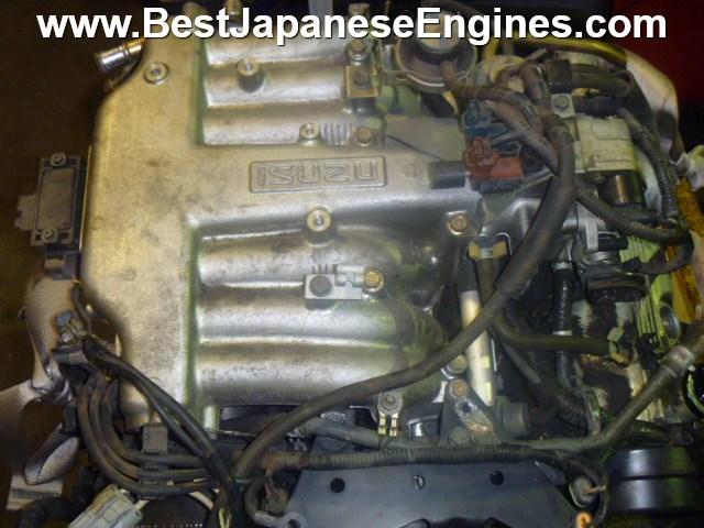 Honda Passport Used & Rebuilt engines for sale