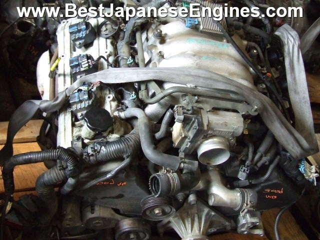 honda passport  rebuilt engines  sale