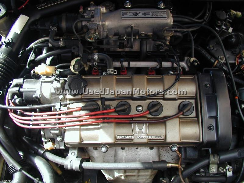 Honda Prelude Engine For 1992 2001 For Sale