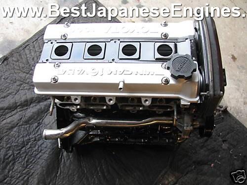 1996 corolla engine
