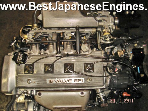 Toyota corolla engines for sale for Engine motors for sale