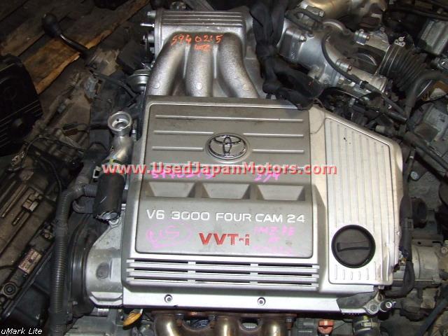 used rebuilt toyota highlander engines 2az fe 1mz vvti for sale. Black Bedroom Furniture Sets. Home Design Ideas