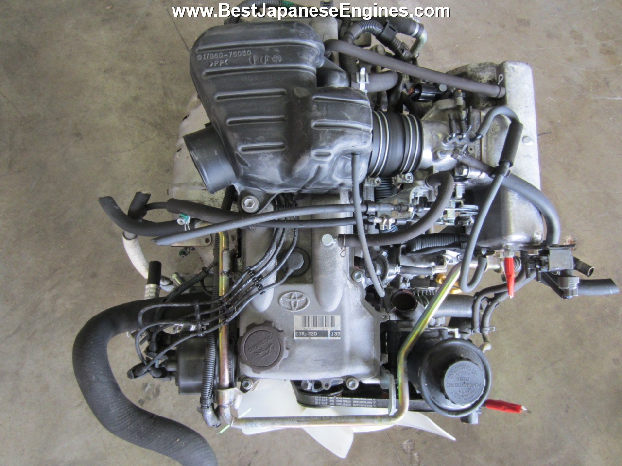 Used Rebuilt Toyota Tacoma Engines