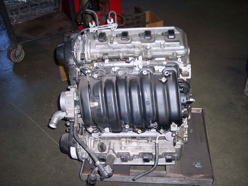 Toyota tundra used rebuilt engine for sale for Toyota 4 7 v8 crate motor