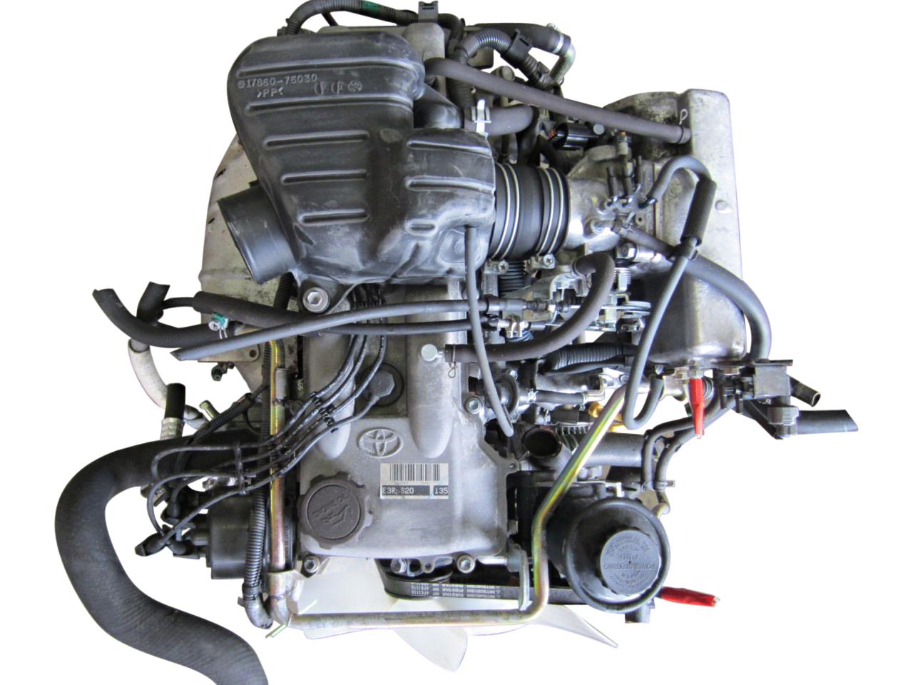 Toyota 4Runner Used Japanese Engine and Re-manufactured 3VZ, 5VZ, 3RZ