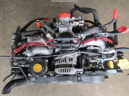 Subaru Engines For Sale >> Used Japanese Subaru Forester Engine For Sale