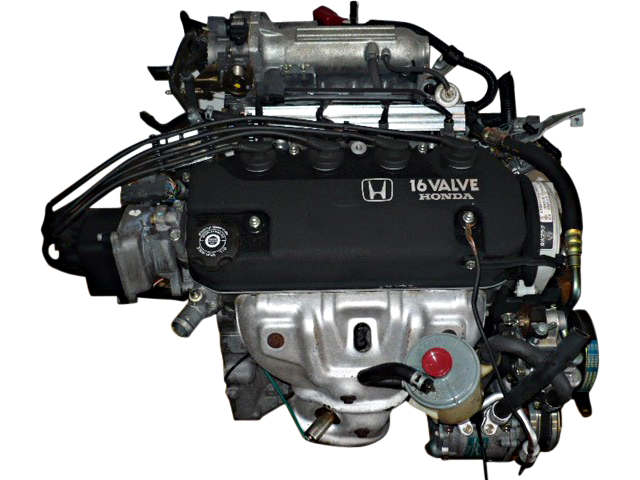 1999 honda civic dx engine