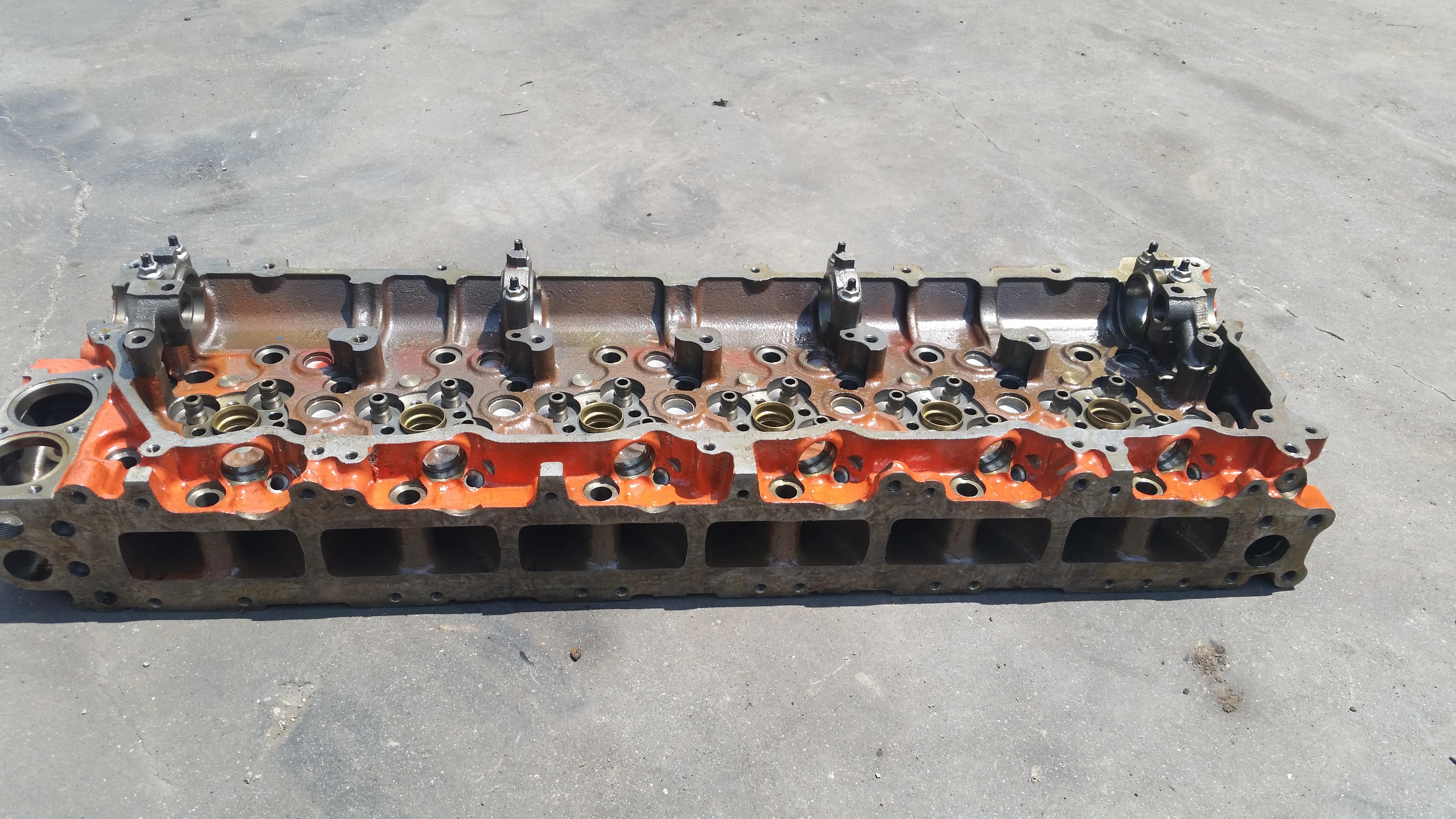 Honda A1 Service >> Cylinder head for Isuzu FRR engine 6HK1