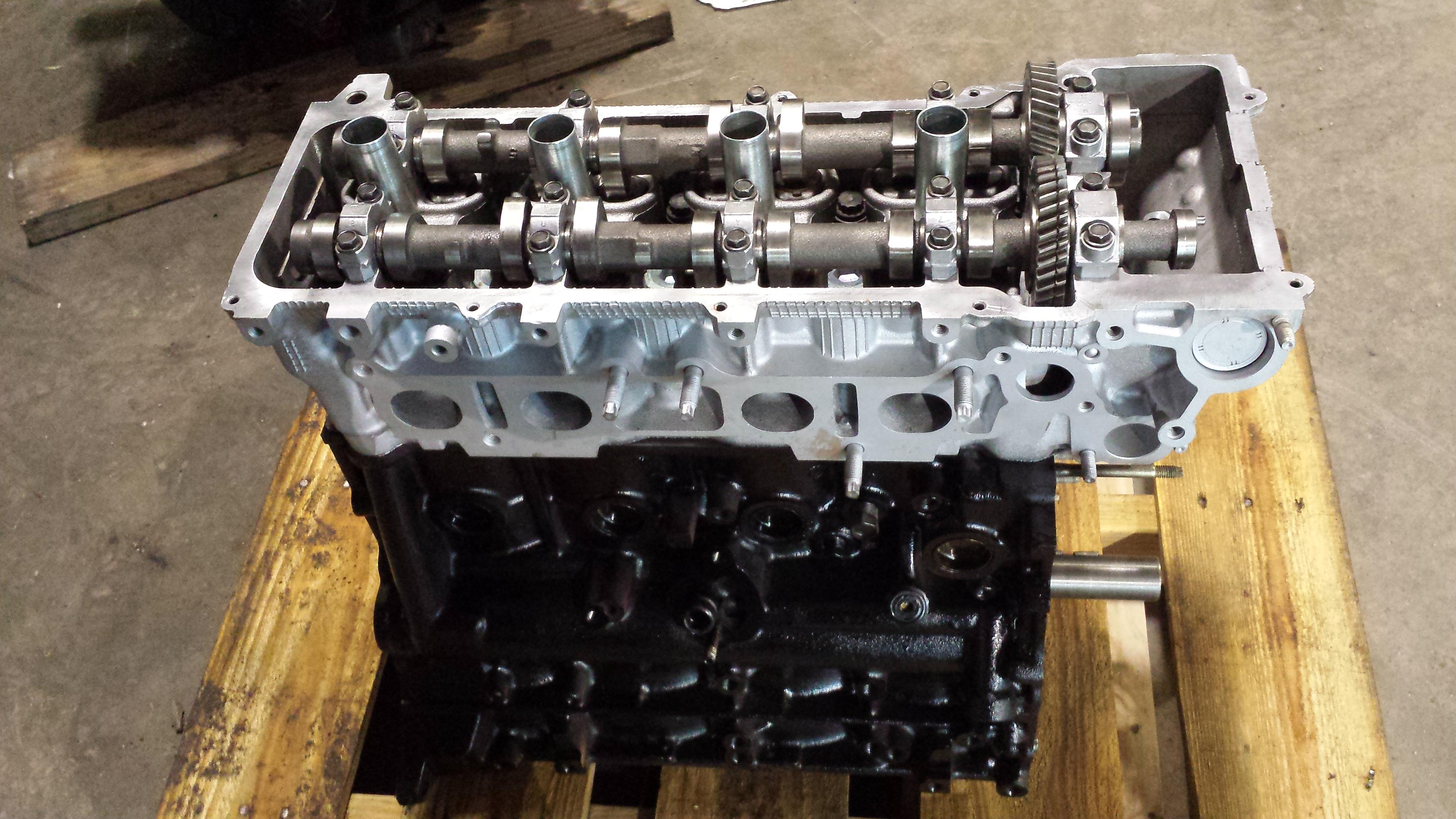 Used & Rebuilt Toyota Tacoma Engines