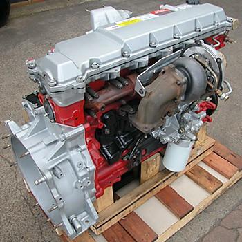 Hino JO8E Rebuilt engine for Hino 268 truck for sale !