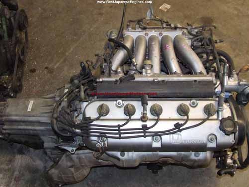 Acura TL 2.5 ltr G25A Used Japanese engine for sale