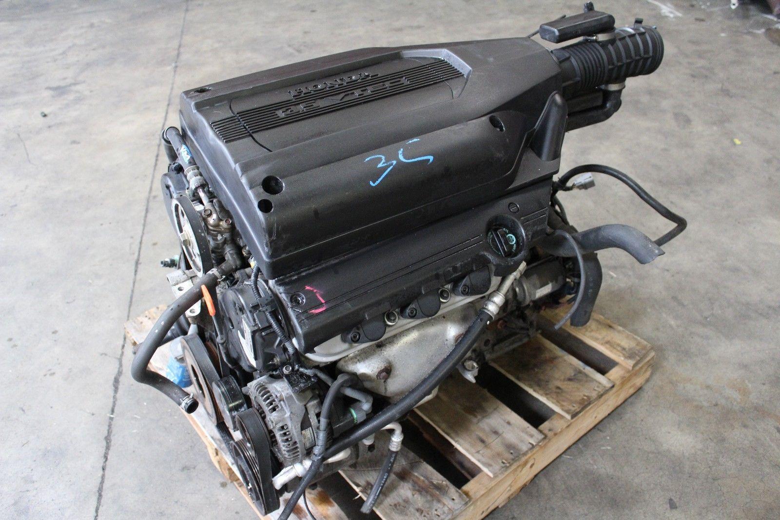 Honda Pilot Rebuilt Used Engines J35a4 J35a6 J35a9