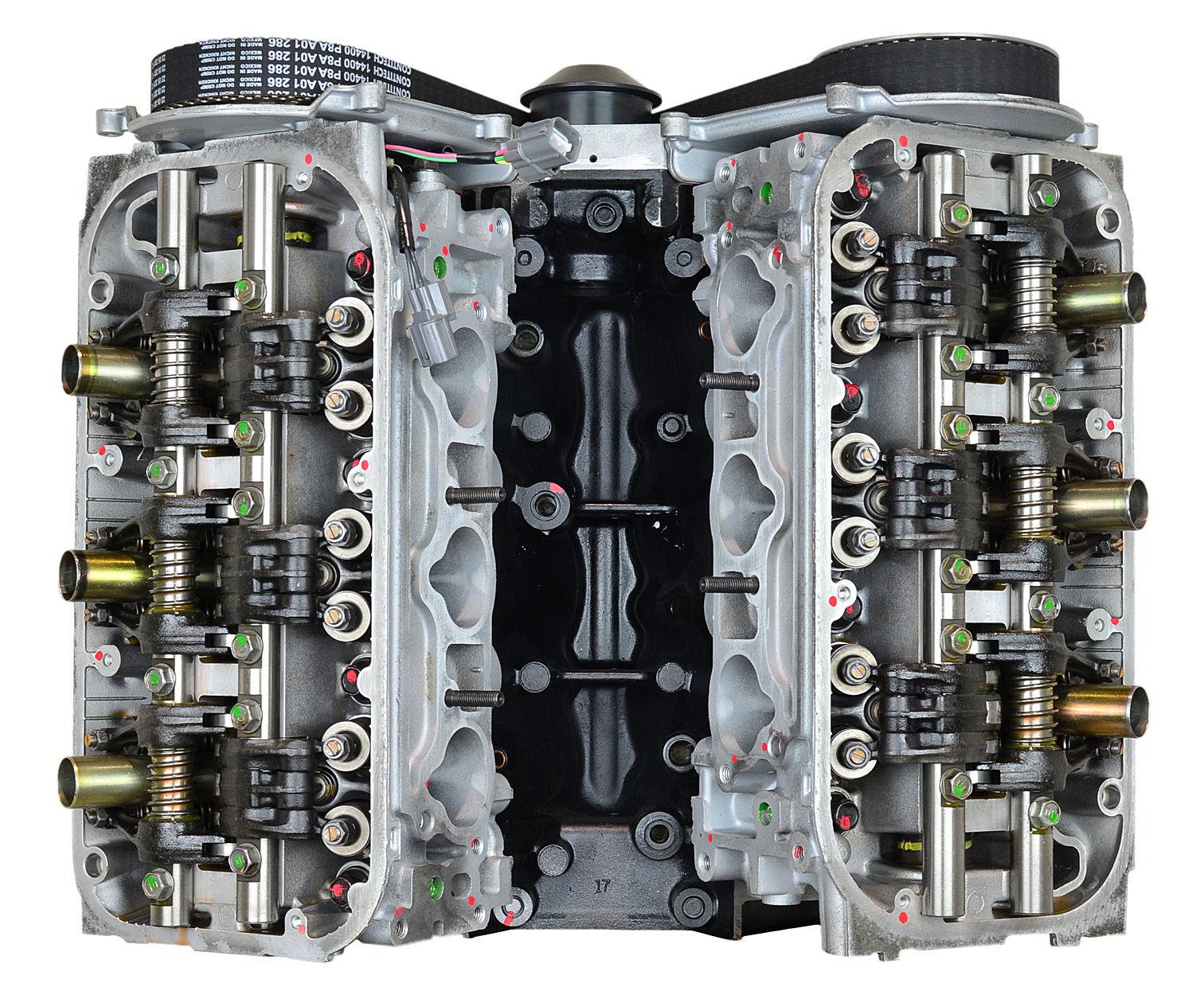 Honda Pilot rebuilt & used engines J35A4, J35A6, J35A9 ...