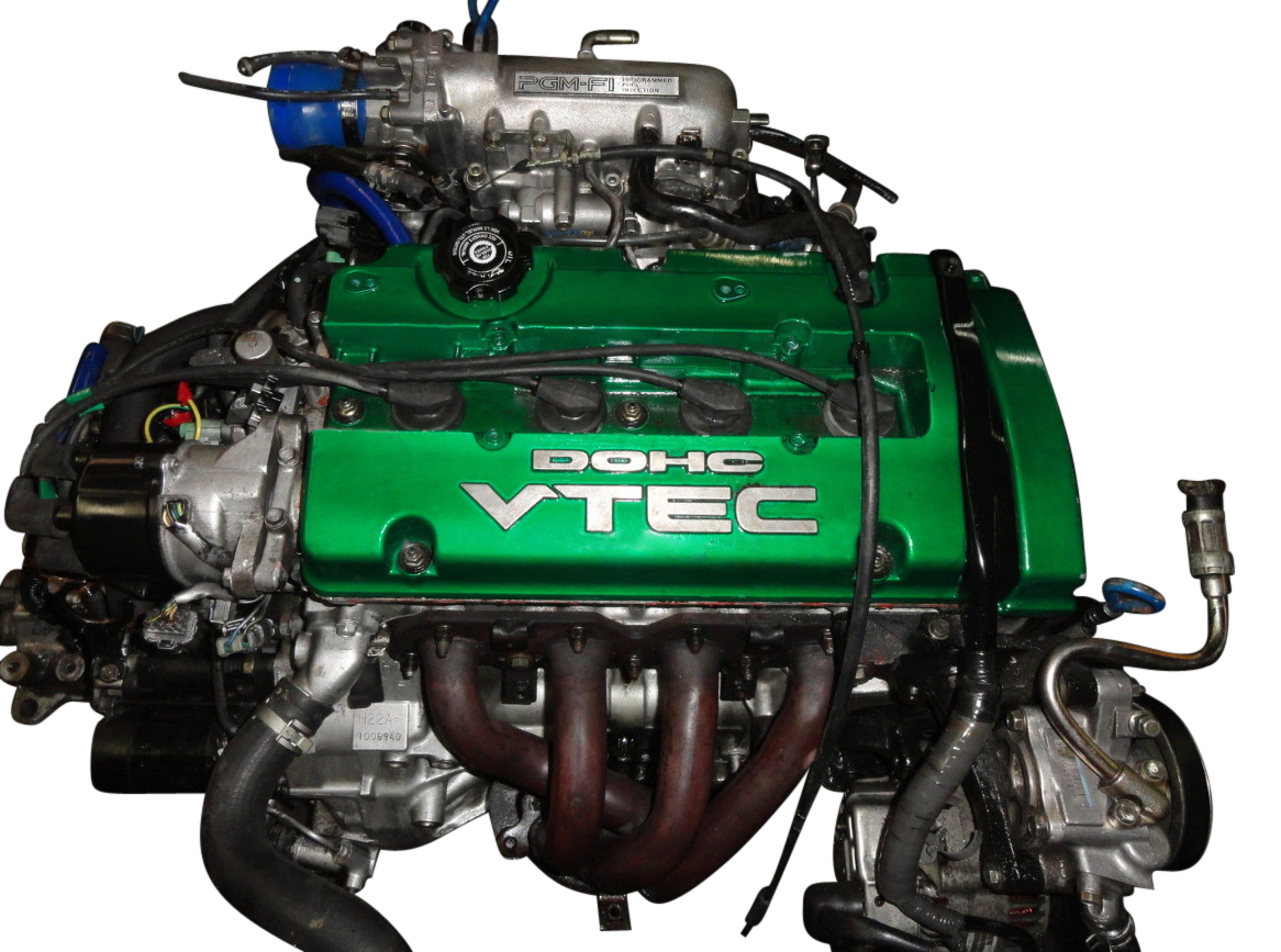 Honda Prelude Engine For 1992 2001 Sale 1999 H22a Vtec Japanese View Large Image