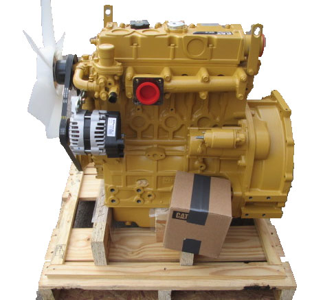 Cat 3024C engine