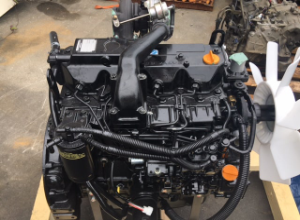 Yanmar Engines, Cylinder heads & Parts