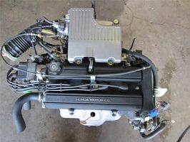 Honda B20B JDM CRV engine