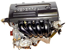 Toyota 1ZZ FE JDM engine for Toyota Corolla.