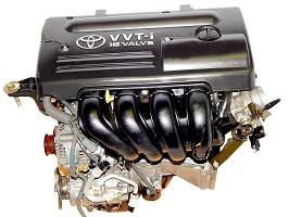 Toyota 1ZZ FE JDM engine for Toyota Corolla.