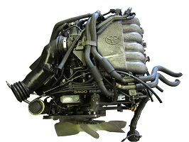 JDM Toyota 5VZ engine for Toyota 4Runner