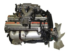 JDM Toyota 7MGE engine for Toyota Supra