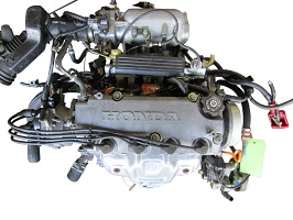 JDM Honda D16Y8 engine
