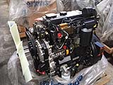 Cat 3054 or C4.4 engine