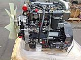 Perkins 1104C-44T engine
