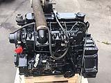 Mitsubishi S4S Turbo engine