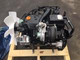 Yanmar 4TNV98T engine
