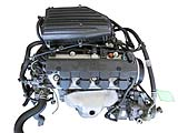 Honda D17A Engine from Japan for Honda Civic 2000 to 2007