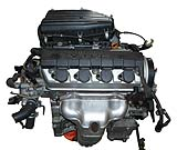 Honda D17A Japanese Vtec engine for Civic EX for 2001 to 2006
