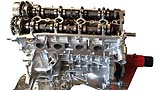 Toyota 2AZ FE rebuilt Japanese engine