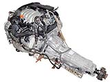 Lexus 1UZ FE VVTI engine for LS400