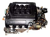 Acura J35A JDM engine