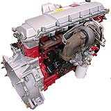 Hino Jo8e engine