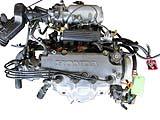 Honda D16A JDM Non vtec engine