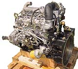 Cat 3044T engine for sale