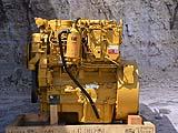 Cat C4.4 engine